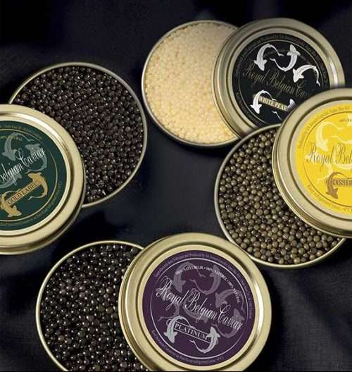 michelin-caviar